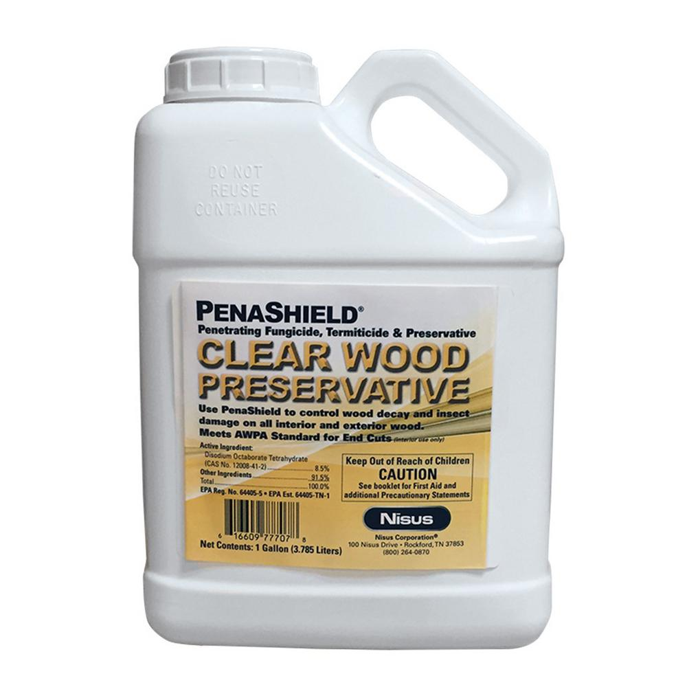 1 gal. Borate Wood Treatment and Preservative